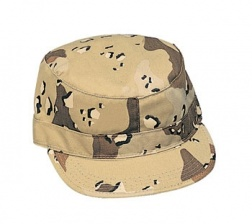Кепка Rothco Camo Fatigue Caps
