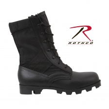 Ботинки Rothco Black G.I. Type Speedlace Jungle Boot