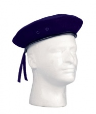 Берет Rothco GI Type Military Beret Navy Blue