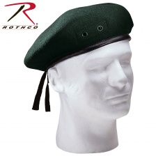 Берет Rothco GI Type Military Beret Green