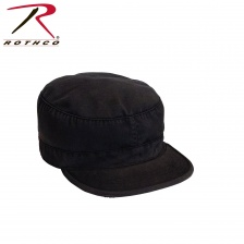 Кепка Rothco Vintage Fatigue Cap Black