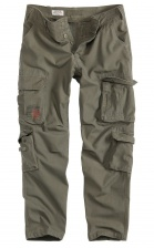 Штаны SURPLUS AIRBORNE SLIMMY OLIVE