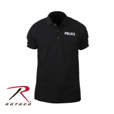Футболка Поло Rothco Law Enforcement Printed Polo Shirts