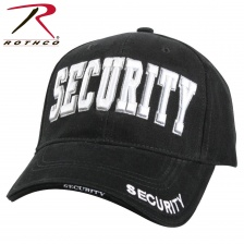 Бейсболка Rothco Security Deluxe Low Profile Cap