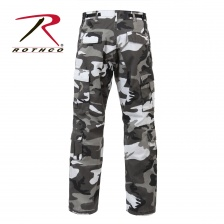Штаны Rothco's Vintage Camo Paratrooper Fatigue Pants