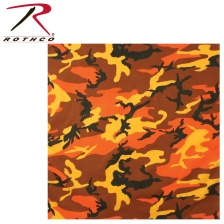 Бандана Rothco Colored Camo Bandana