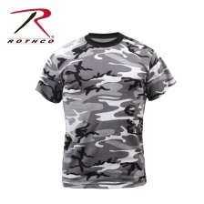 Футболка Rothco Colored Camo T-Shirts City