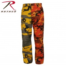 Штаны Rothco Two-Tone Camo BDU Pants