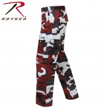 Штаны Rothco Color Camo Tactical BDU Pant