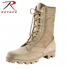 Ботинки Rothco G.I. Type Speedlace Desert Tan Jungle Boot