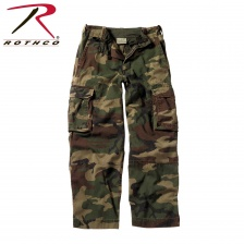 Штаны детские Rothco Kids Vintage Paratrooper Fatigue