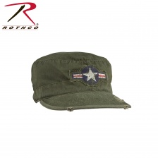 Кепка Rothco Vintage Air Corps Fatigue Cap