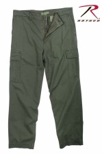 Штаны Rothco Vintage 6-Pocket Flat Front Fatigue Pant