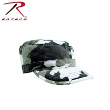 Кепка Rothco City Camo Vintage Fatigue Cap