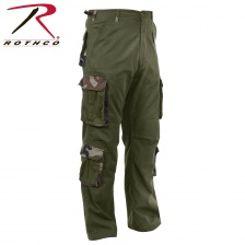 Штаны Rothco Vintage Accent Paratrooper Fatigue Pants