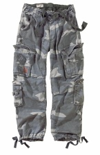 Штаны SURPLUS AIRBORNE VINTAGE TROUSERS NIGHT CAMO