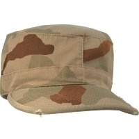 Кепка Rothco Tri-Color Desert Camo Vintage Fatigue Cap