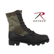 Ботинки Rothco Classic Military Jungle Boots W (широкие)