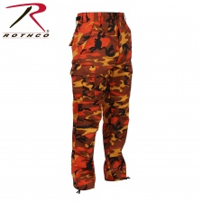 Штаны Rothco Color Camo Tactical B.D.U. Pant