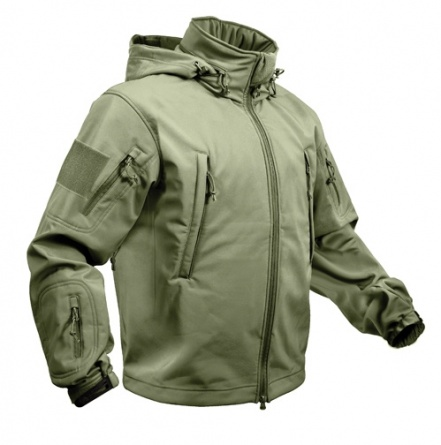 Куртка Rothco Special Ops Tactical Soft Shell Jacket фото 1
