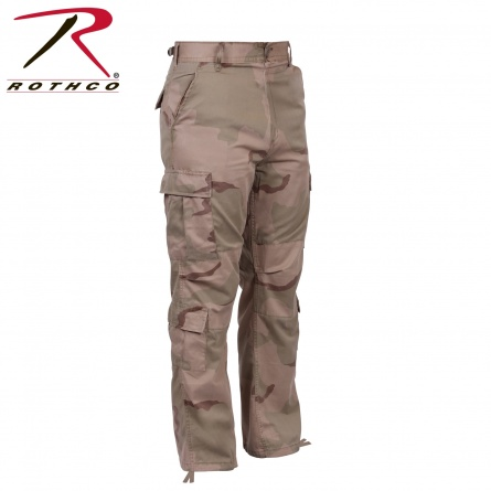 Штаны Rothco's Vintage Camo Paratrooper Fatigue Pants фото 2