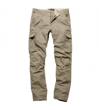 Штаны REEF PANTS VINTAGE INDUSTRIES OLIVE фото 1