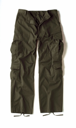 Штаны Rothco's Vintage Paratrooper Fatigue Pants фото 1