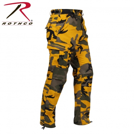 Штаны Rothco Color Camo Tactical BDU Pant фото 1